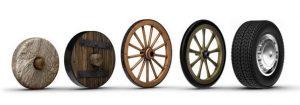 تاریخچه چرخ